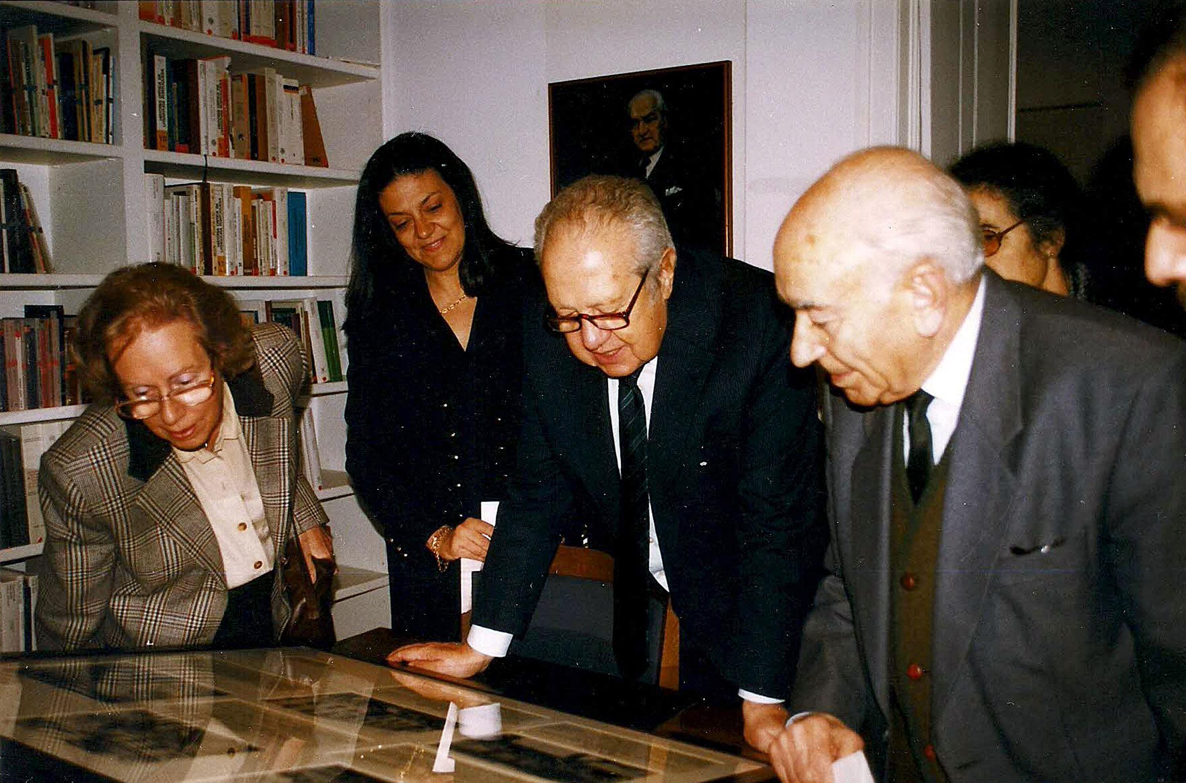 Mário Soares: um político com ligações a Leiria