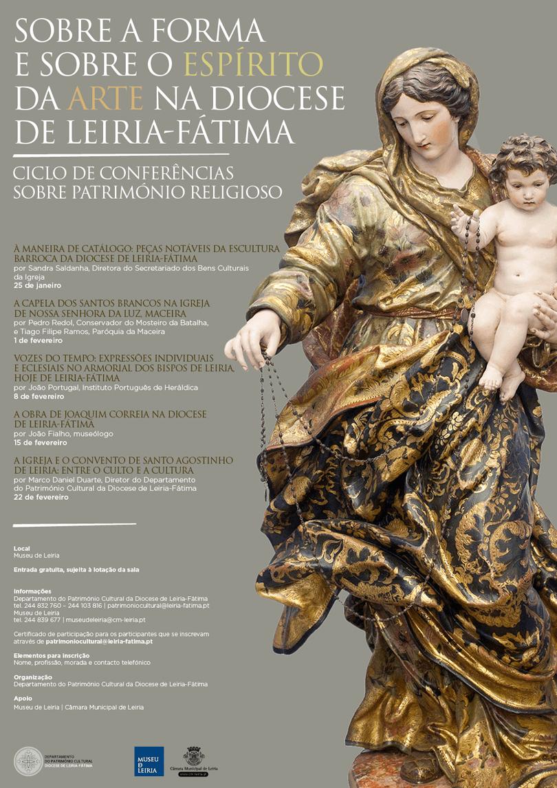 Conferências dão a conhecer património religioso de Leiria
