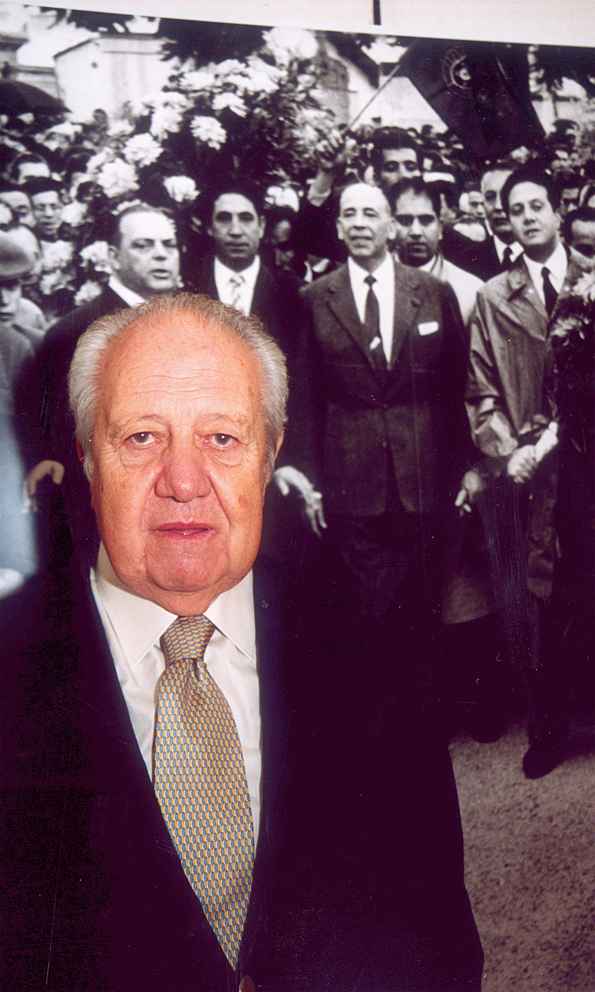 """Mário Soares gostaria de ser recordado como alguém que tentou ser """"justo, bom e solidário"""""""