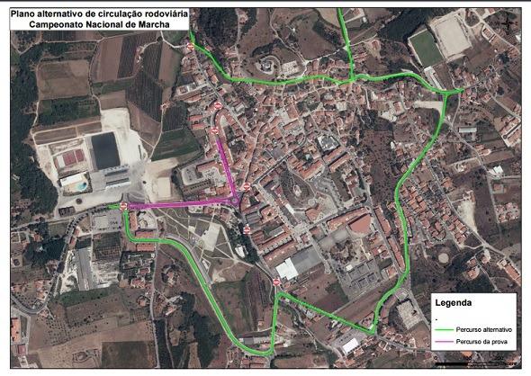 Porto de Mós recebe Nacional de Marcha e pode entrar para a história