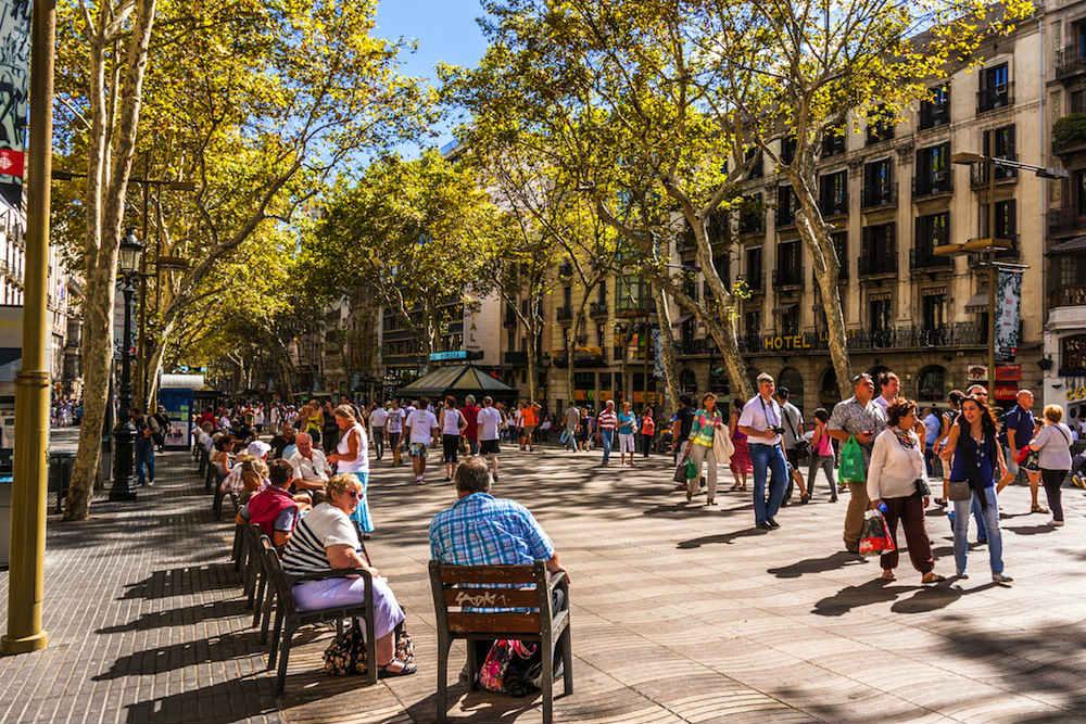 """Atentado em Barcelona: """"Ninguém está preparado para sair à rua e ouvir gritos"""""""