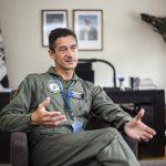 """""""Nenhuma força aérea tem uma equipa de mecânicos a fazer o que fazemos"""""""