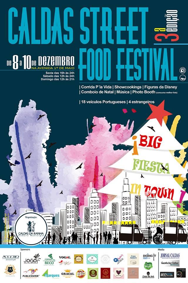 Resultado de imagem para caldas street food fest 2017