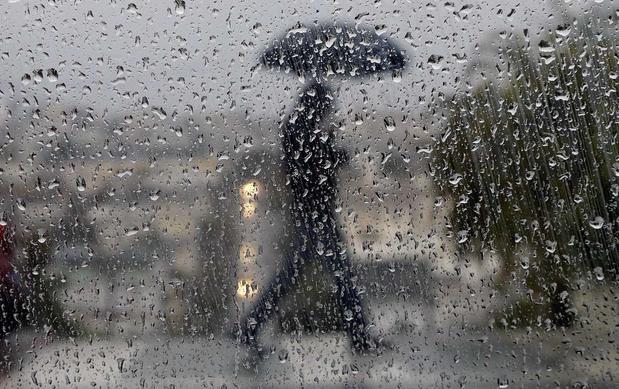 """Alerta para """"precipitação localmente intensa"""" durante a tarde de hoje no distrito de Leiria"""