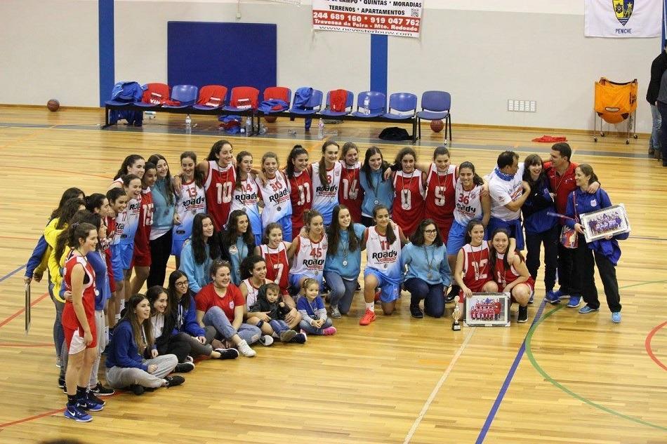 Basket Clube do Lis sagra-se campeão distrital sub19 femininos