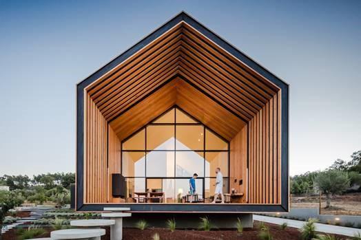 """Quatro casas da região nomeadas para o prémio ArchDaily """"Building of the Year 2018"""""""