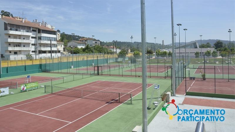 Cobertura para campo de ténis vence Orçamento Participativo de Pombal