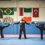 Atletas da Marinha Grande competem na maior prova mundial de kickboxing
