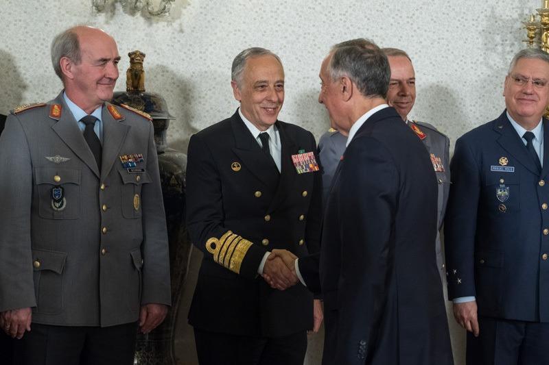 Novo chefe do Estado-maior das Forças Armadas é de Pombal