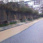 Novo coletor na Quinta de Santo António deverá avançar quando o tempo melhorar