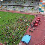 Complexo de piscinas e estádio de Leiria recebem as primeiras grandes obras desde a construção
