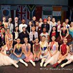 Bailarinos do Conservatório Annarella Sanchez brilham na África do Sul