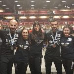 Atletas do Dinamite Warriors Factory ganham cinco medalhas em competição mundial na Irlanda