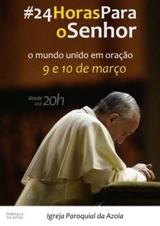 Diocese de Leiria-Fátima com igrejas abertas 24 horas consecutivas para acolher quem quiser rezar