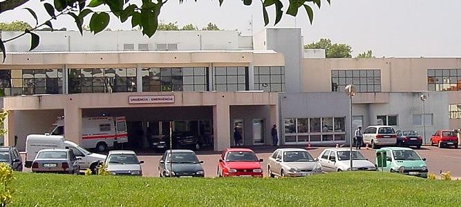 Detetada legionella no Hospital das Caldas da Rainha