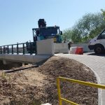 Nova ponte da Cabreira reabre ao trânsito nos próximos dias