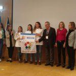 Morcela vegetariana ganha terceiro prémio na final regional do concurso de ideias nas escolas