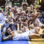 Portugal garante lugar na divisão A com ajuda de jogadora de basquetebol de Pombal