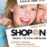 Shop On volta a animar comércio do centro de Leiria
