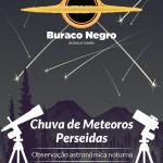 Observação astronómica na Senhora do Monte para ver chuva de estrelas