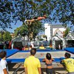 Festa do Desporto já começou no centro de Leiria