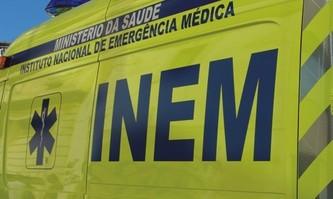 Atropelamento faz uma vítima mortal em Riba d'Aves, Ortigosa