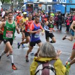 Maratonas: atletas embarcam no espírito
