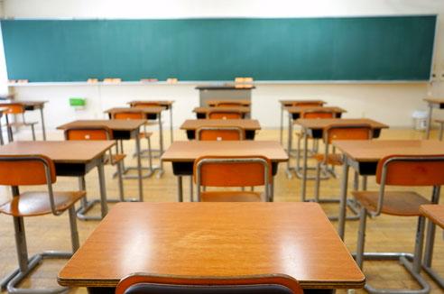 Mau tempo: Escolas na freguesia de Vieira de Leiria fechadas esta segunda-feira