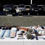 Três de sete detidos em Leiria por tráfico de droga ficam em prisão preventiva
