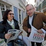 REGIÃO DE LEIRIA com campanha de rua a favor da Associação Portuguesa de AVC e ATLAS