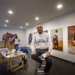 Porta aberta à arte urbana na nova M Gallery & Studio
