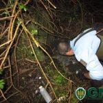 GNR deteta descargas ilegais na Ribeira dos Milagres
