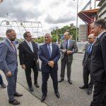 Primeiro-ministro destaca investimento dos empresários apesar de incertezas na economia mundial
