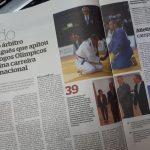 Academia Olímpica distingue jornalista do REGIÃO DE LEIRIA