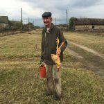 A vida simples em Sfistofca revelada por Mircea Albutiu no mimo