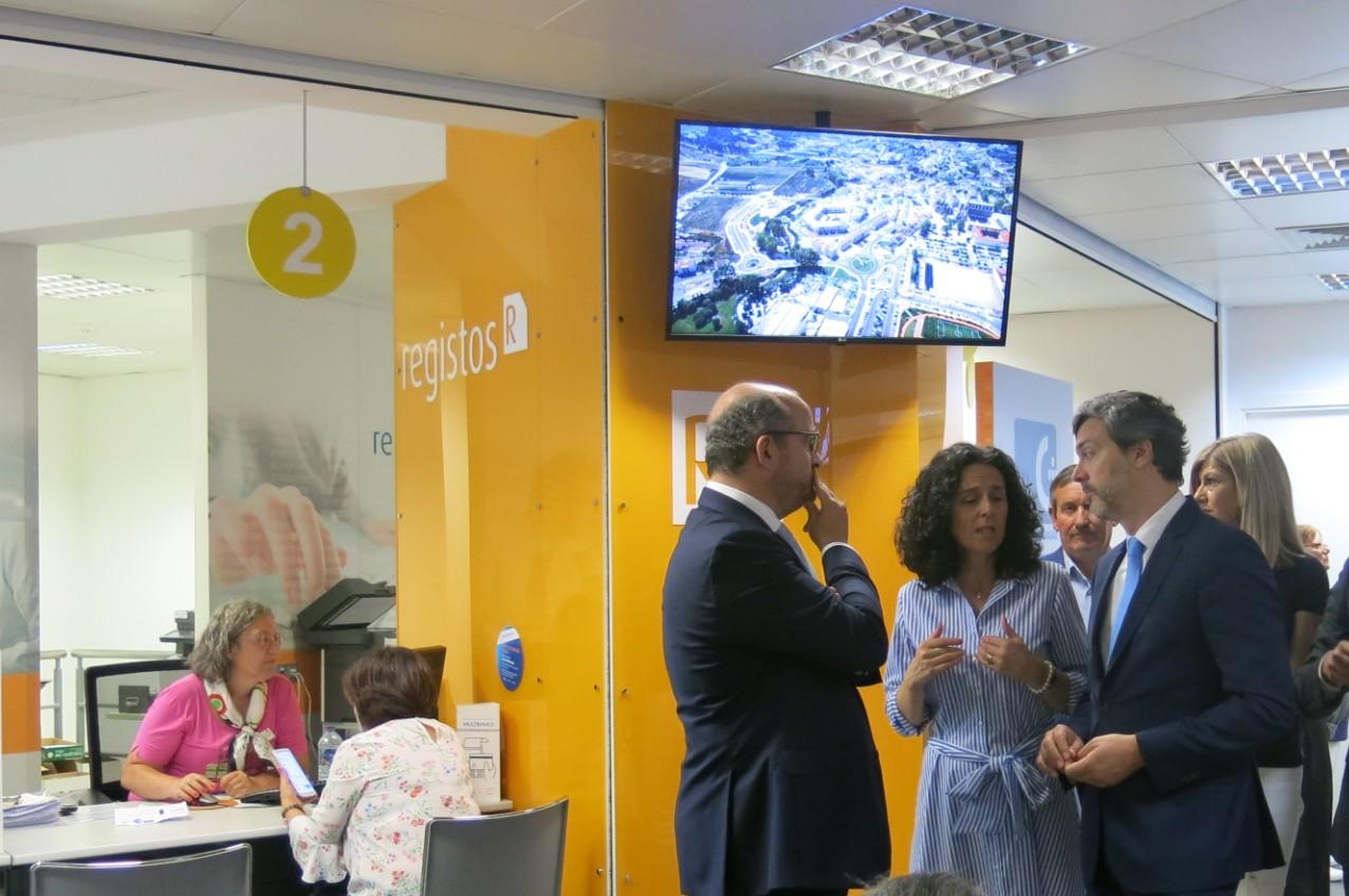 Resultado de imagem para Loja de Cidadão abre portas dia 16 de dezembro em Leiria