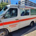 Bombeiros de Fátima perdem duas ambulâncias em apenas três dias