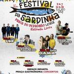 UHF, Rouxinol Faduncho, D.A.M.A. e Berg no Festival da Sardinha do Pedrógão
