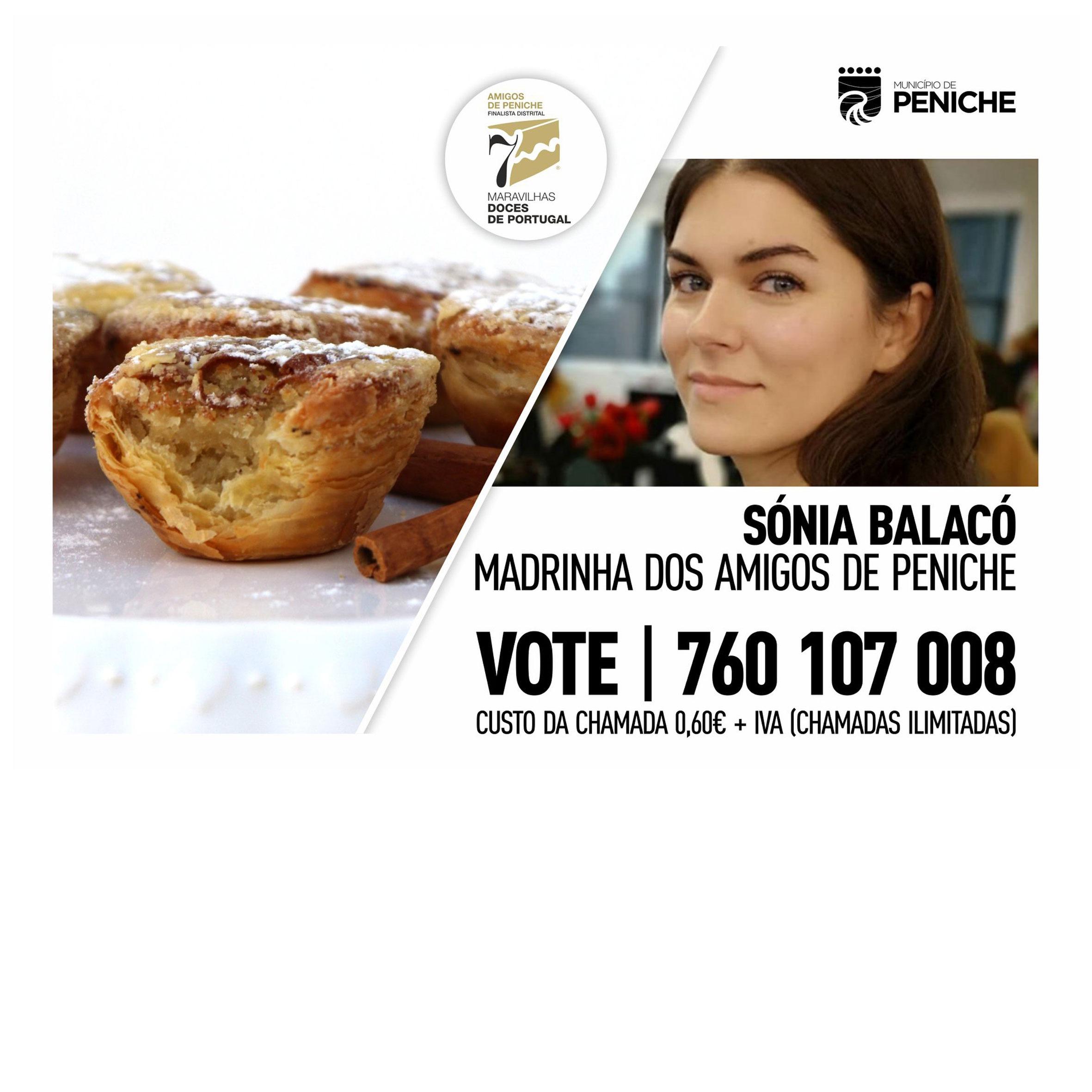 Actriz Sónia Balacó-Amigos de Peniche