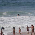 Autoridades desaconselham banhos na Praia da Vieira