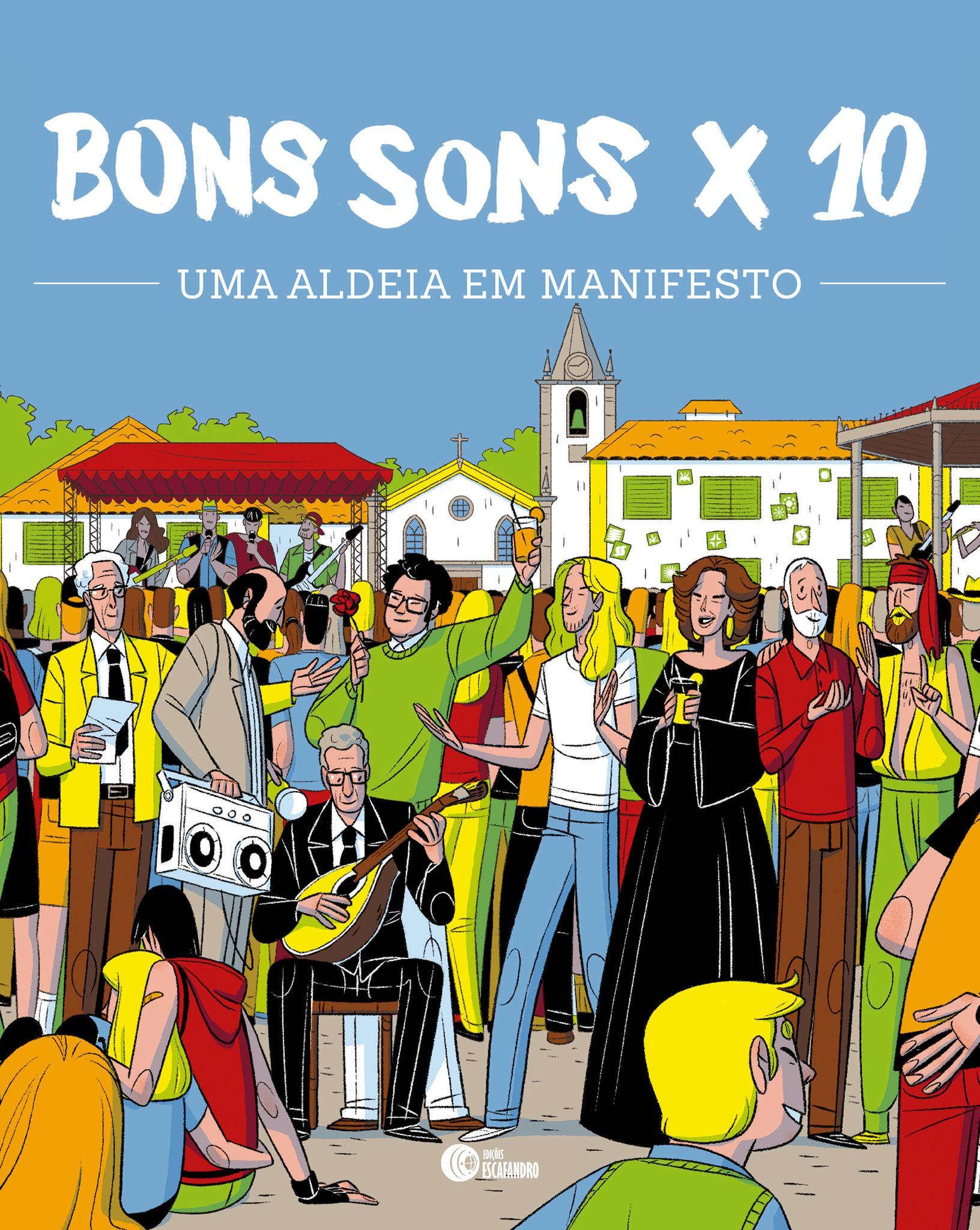 Livro sobre o Bons Sons