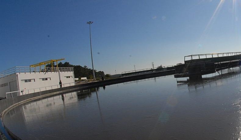 Avaria na Etar do Norte esteve na origem da descarga no rio Lis