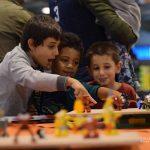 Maior exposição Lego da Península Ibérica chega às Caldas da Rainha