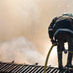 Incêndio destrói habitação em Monte Redondo e faz dois deslocados