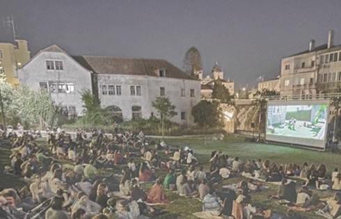 Cinema Vadio leva filmes ao Jardim da Vala Real e Villa Portela