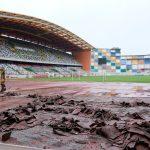 """Estádio de Leiria ganha """"nova"""" pista de atletismo"""
