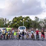 Atlético Clube da Batalha ensina os mais novos a andar de bicicleta (mas não só)