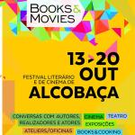 Festival Books & Movies homenageia Pepetela e Sophia em Alcobaça