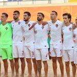 Portugal é campeão do mundo de futebol de praia e Leiria tem pé envolvido na conquista