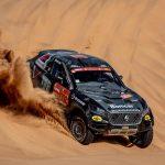 Dupla Ricardo/Manuel Porém abandona Dakar 2020